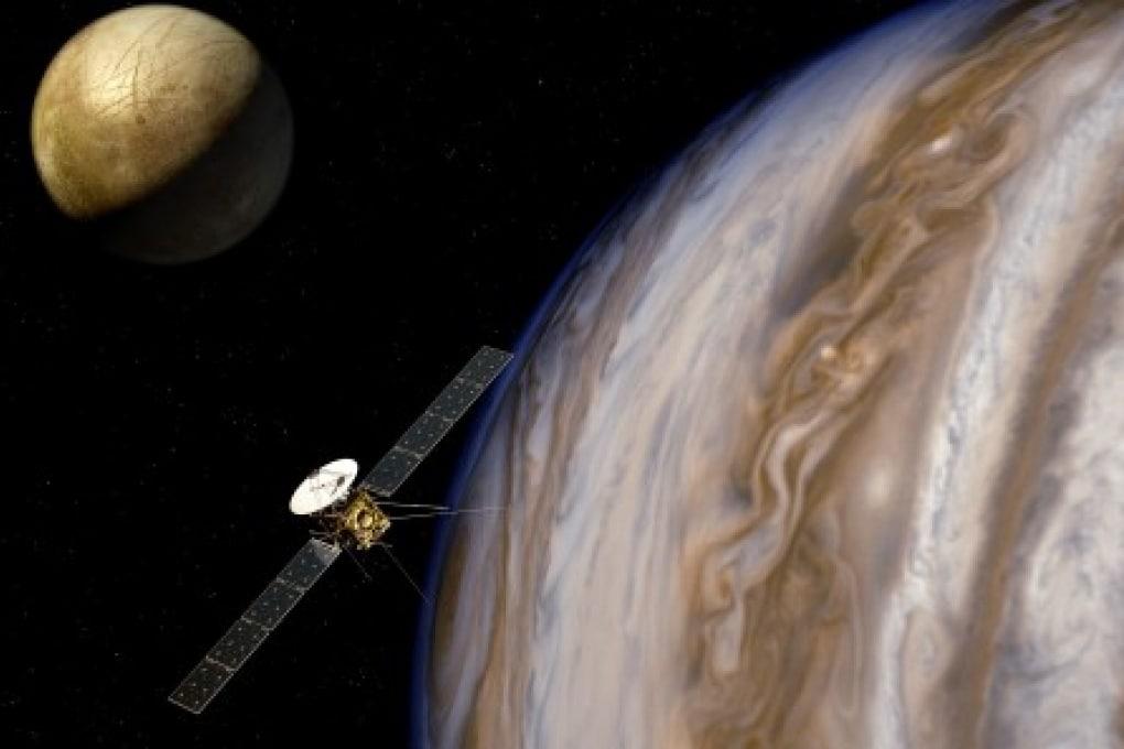 JUICE, la prima missione spaziale europea per Giove e i suoi satelliti
