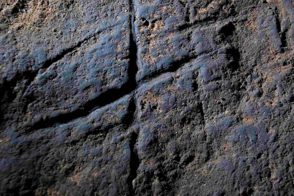 "Un'opera ""astratta"" dipinta dai Neanderthal"