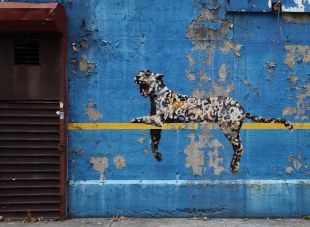 Banksy sbarca a New York: ogni giorno un'opera nuova