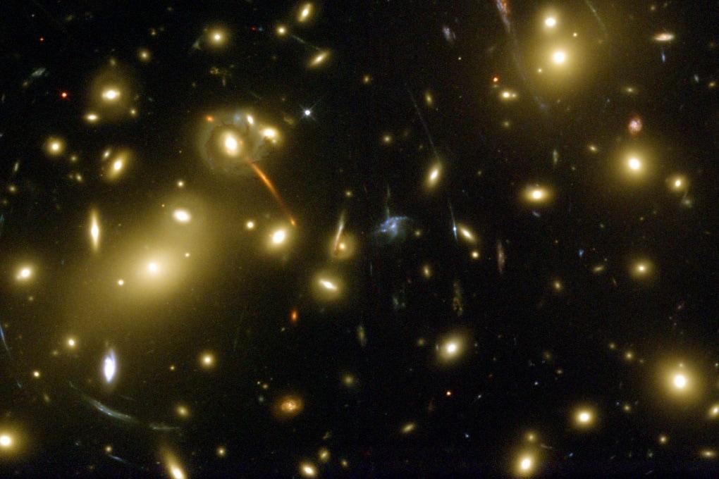 Cos'è una lente gravitazionale?