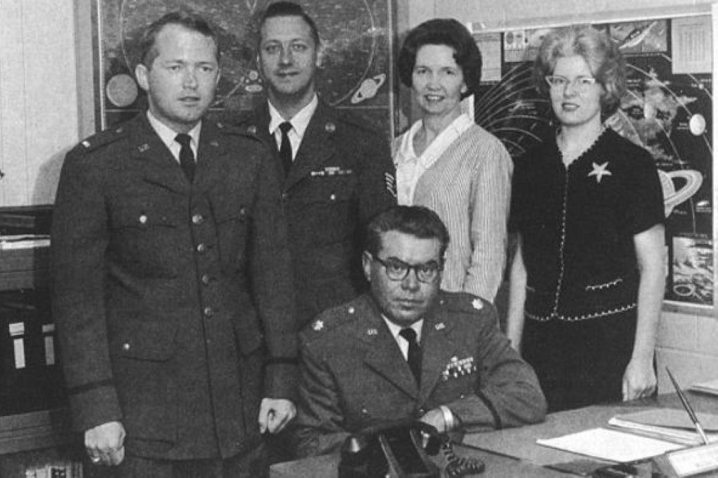 Il Progetto Blue Book, con migliaia di casi UFO, è tutto on-line