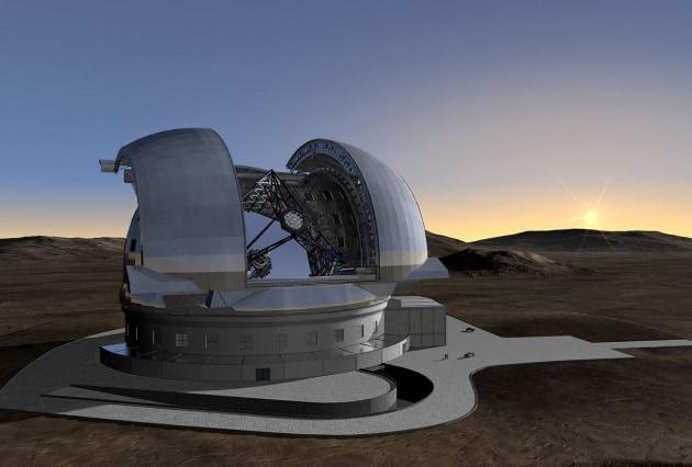 E-ELT: il telescopio più grande del mondo