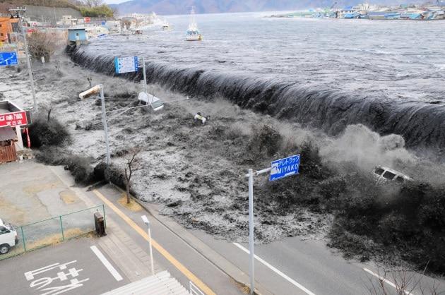 Giappone: tsunami e terremoto del 2011 favoriti da un'argilla scivolosissima