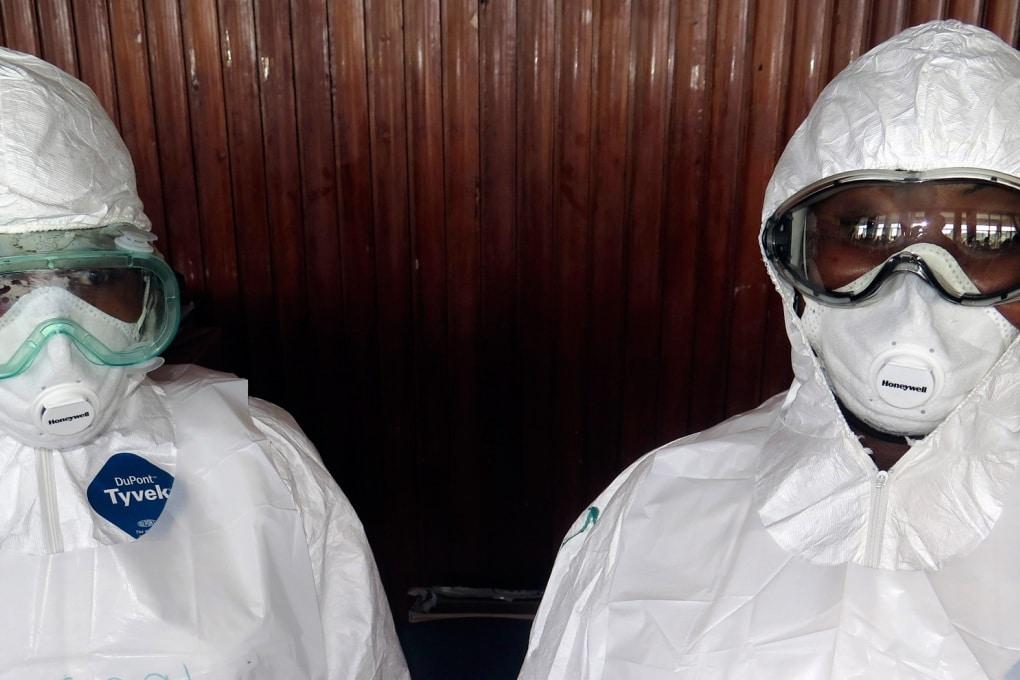 Come avviene il contagio con il virus Ebola