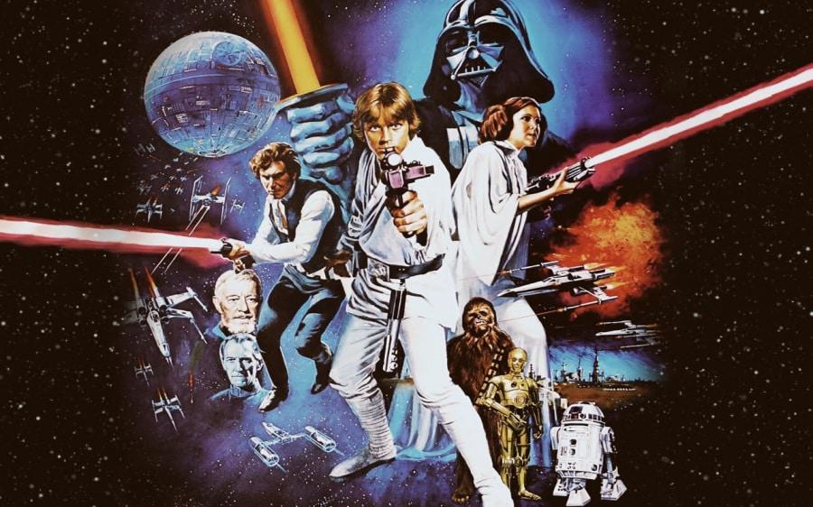 Risultati immagini per guerre stellari