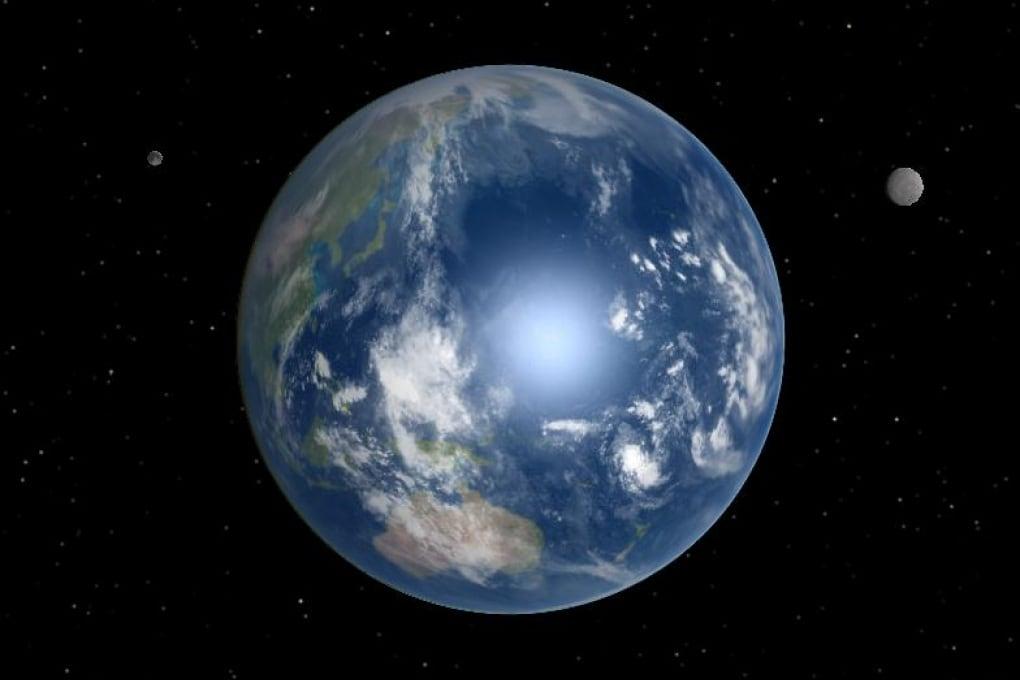 Scoperta un'altra luna attorno alla Terra