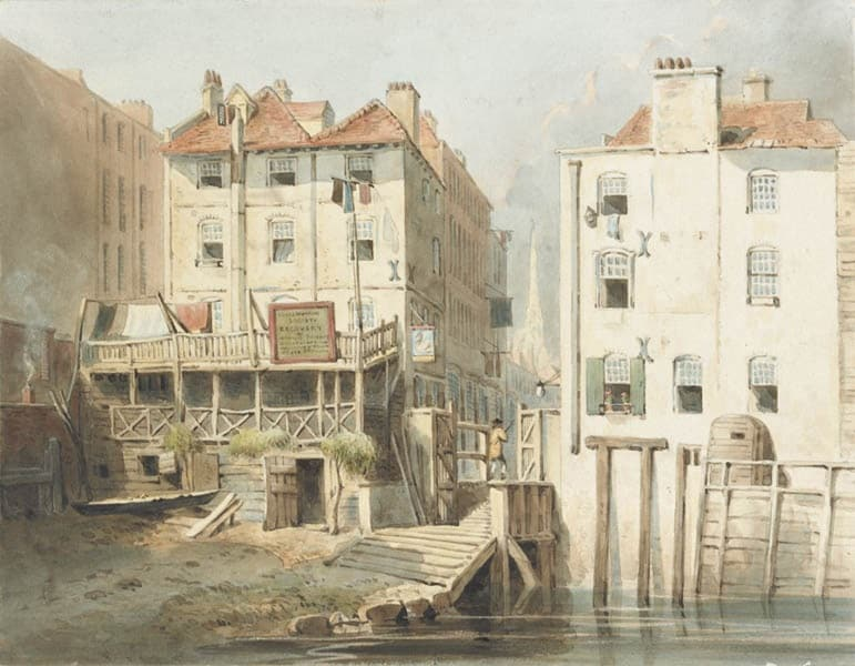 hungerfordstairs1830byjohnharley