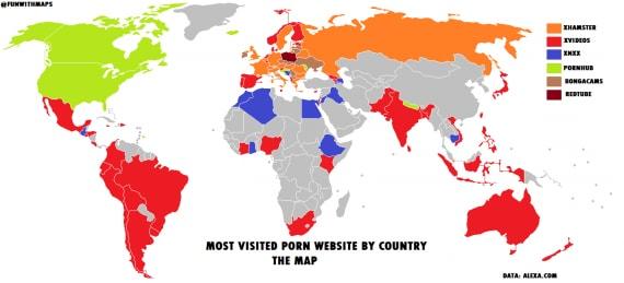 siti porno più visitati il sesso porno