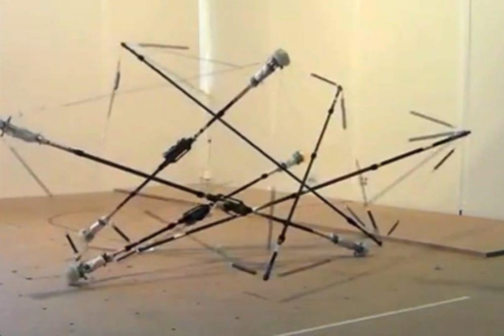 Ball Bot: minirobot alla conquista del cosmo