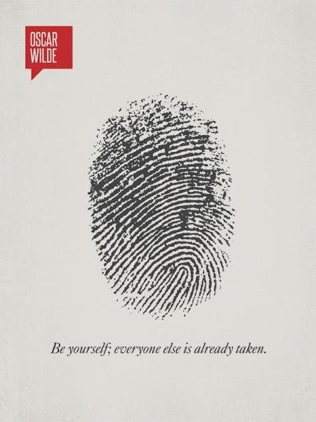 Aforismi Illustrati In Chiave Minimal Un Idea Del Designer