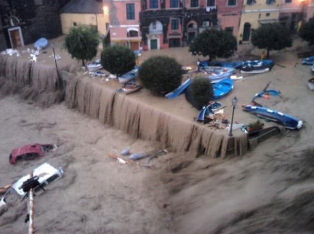 Perché le alluvioni sconvolgono sempre il nostro Paese?