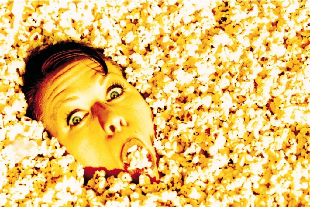 La fisica dei popcorn