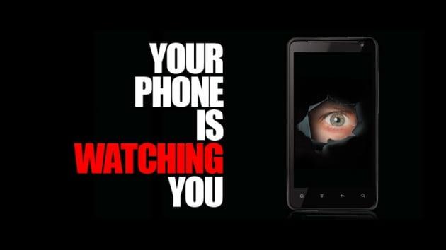 Il tuo telefono ti spia?