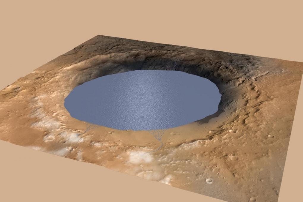 Marte, ecco le prove di laghi, fiumi e una densa atmosfera