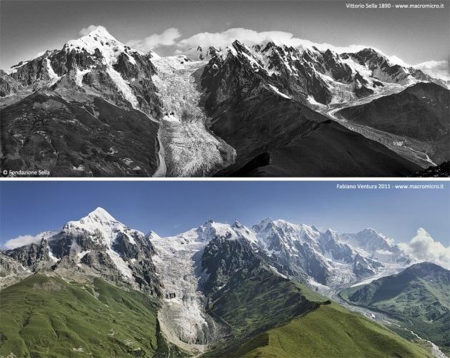 Sulle tracce dei ghiacciai: Caucaso 2011