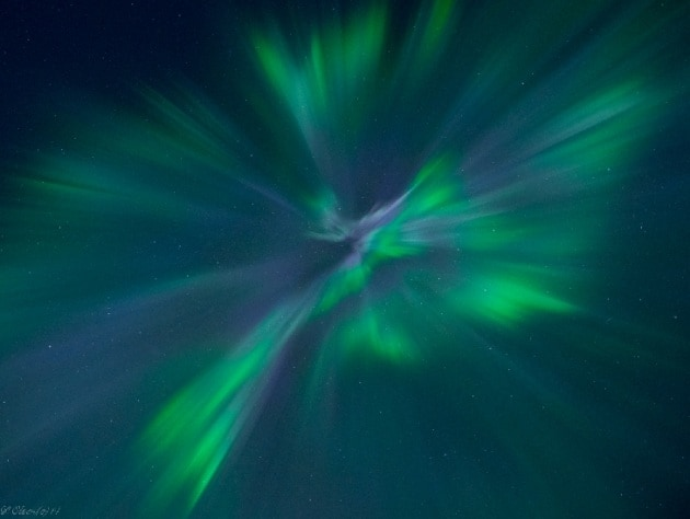 Aurore boreali del 12-14 settembre: le foto