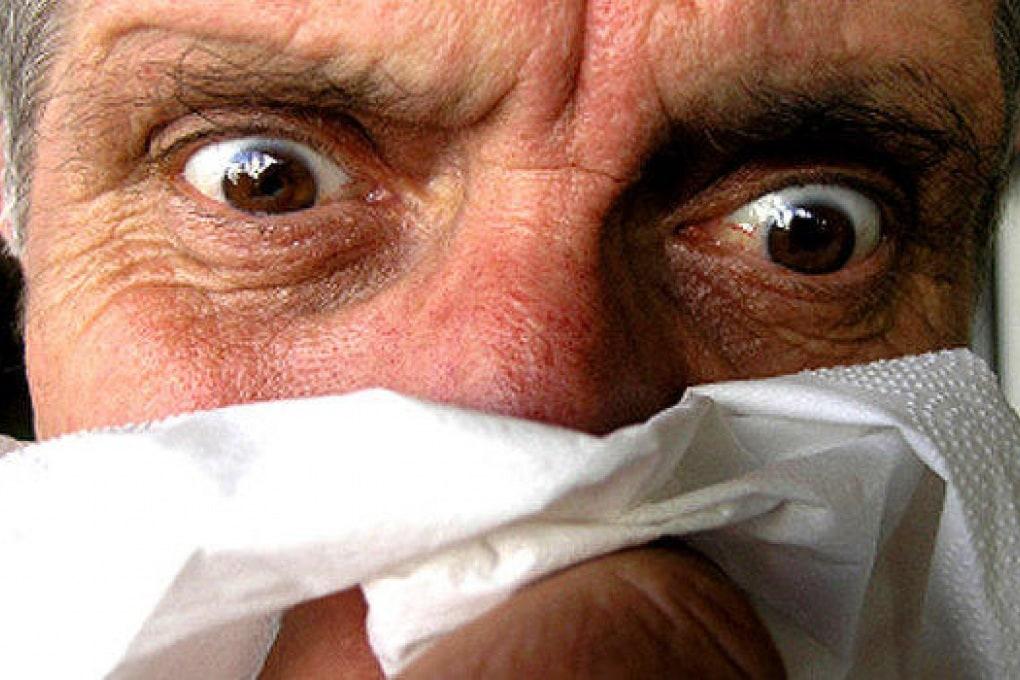 Lo stress aggrava le allergie stagionali