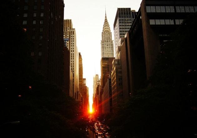 Solstizi ed equinozi, come cambia la luce del Sole durante le stagioni