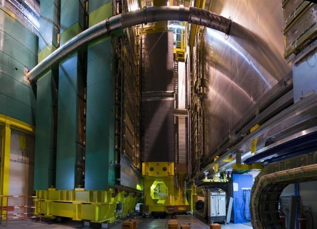 Due nuove particelle subatomiche scoperte al CERN