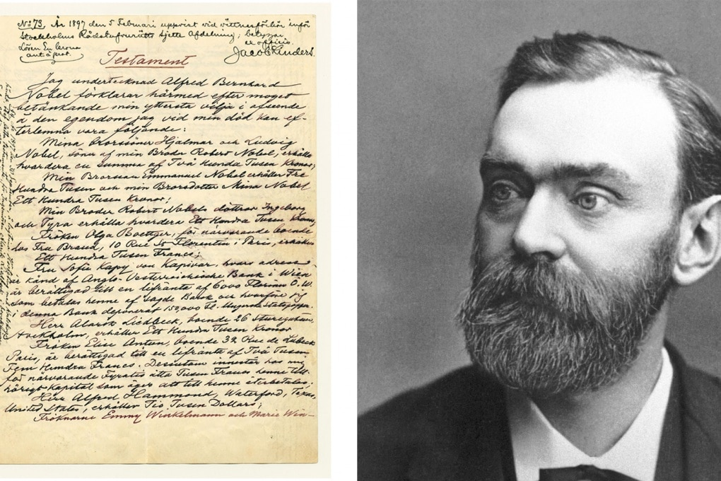 La nascita del Premio Nobel: una storia di armi, strafalcioni e ripensamenti