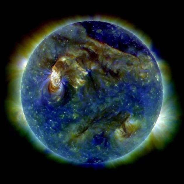 L'Europa nello spazio a caccia di materia oscura