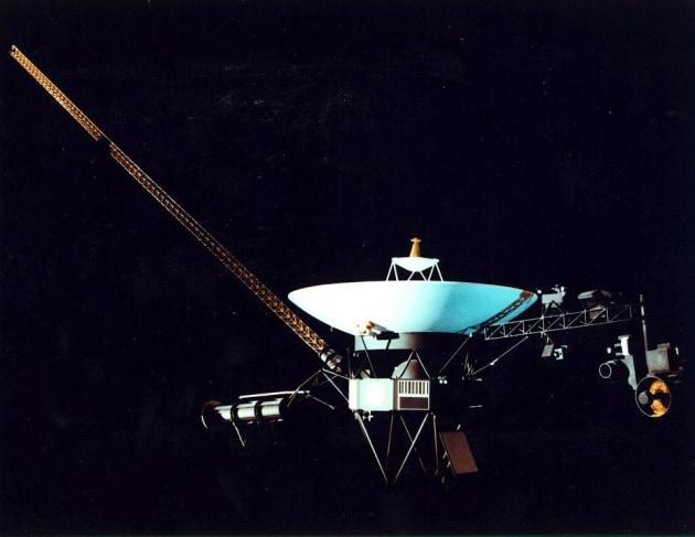Musica spaziale: le sonde Voyager in concerto