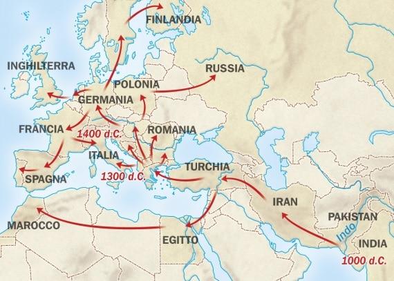 rom, sinti, zingari, nomadi, antropologia, censimento dei Rom, monitoraggio dei Rom, politica