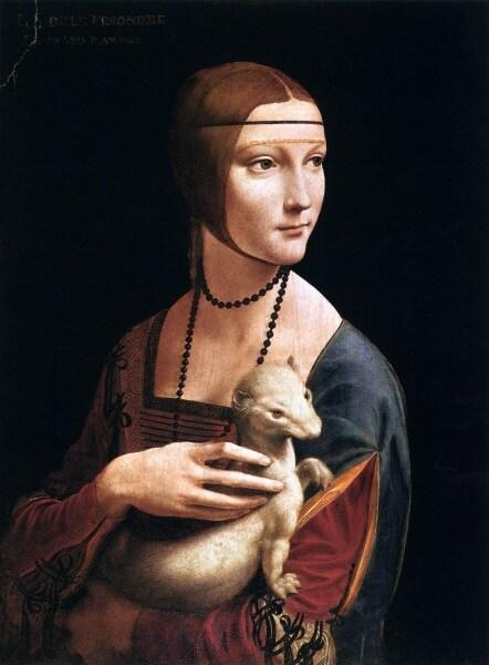 the-lady-with-the-ermine-cecilia-gallerani-1496