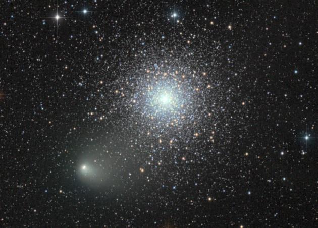 La cometa Siding Spring in rotta verso Marte