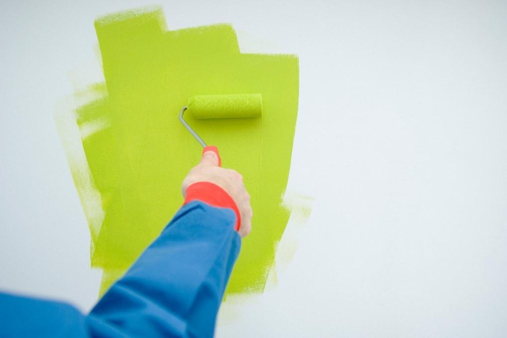 La vernice luminescente che si accende con l'ossigeno