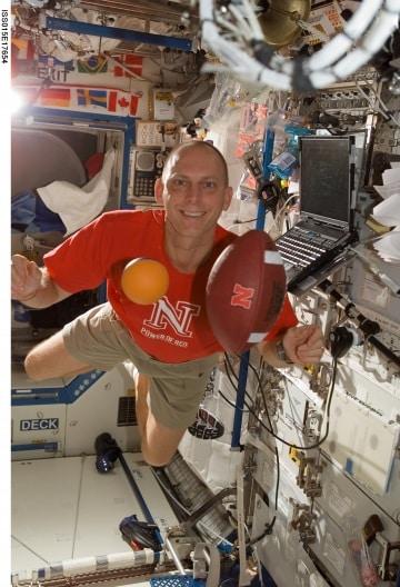 Tutti i rischi degli astronauti, organo per organo