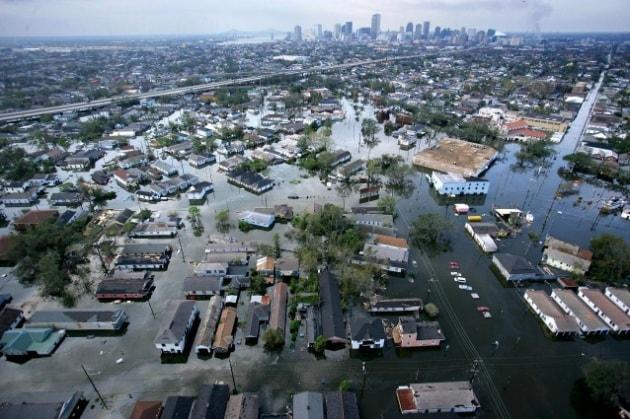 Calamità climatiche: cifre da guerra mondiale