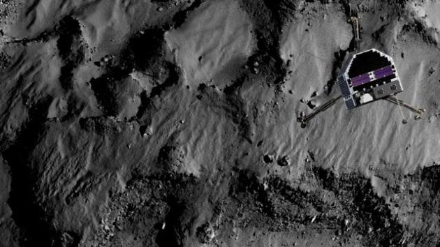 Bye bye, Rosetta: la discesa di Philae sulla cometa