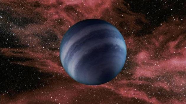 Nuvole d'acqua fuori dal Sistema Solare?