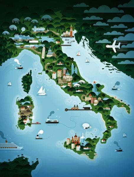 40 Carte Geografiche Che Non Vi Hanno Fatto Vedere A Scuola Focusit