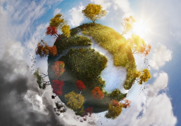La Terra sta diventando più verde, ma il riscaldamento globale resta