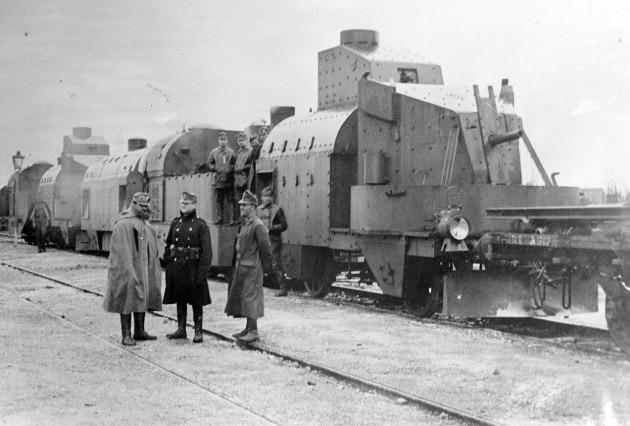 Dal cavallo al tank: tutte le innovazioni tecnologiche della Prima Guerra Mondiale