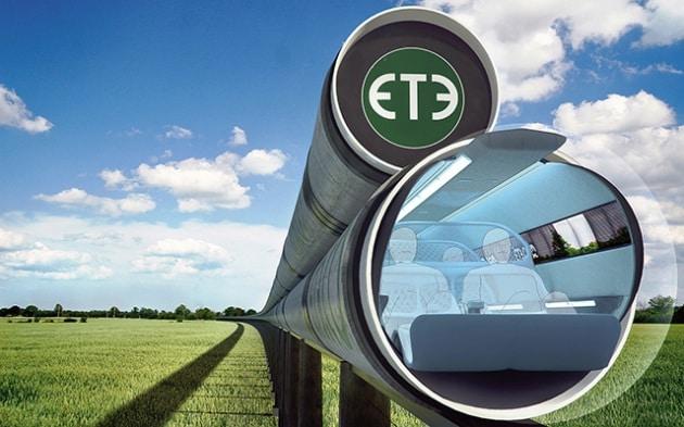 Il treno del futuro? Velocissimo e sottovuoto