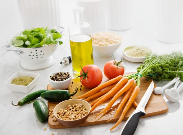 Il riscaldamento globale cambia il sapore del cibo