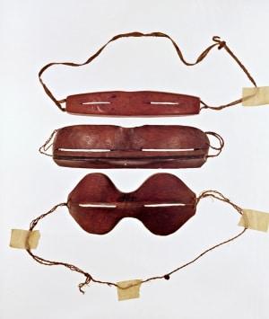 I primi occhiali da sole