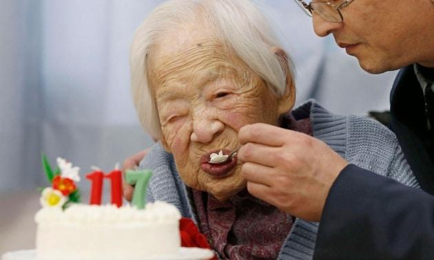 Perchè i giapponesi vivono più a lungo?