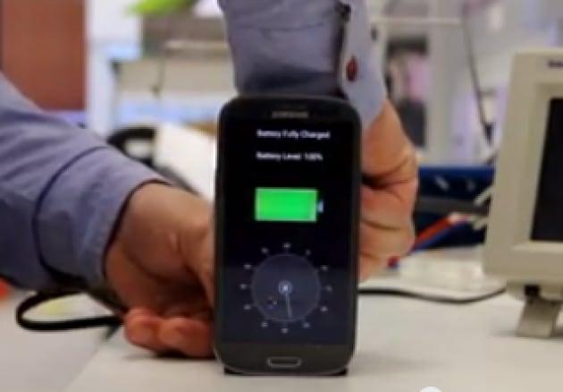 Ricaricare il cellulare? Bastano 30 secondi