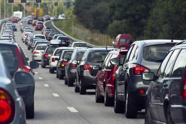 Quanto tempo si perde nel traffico?