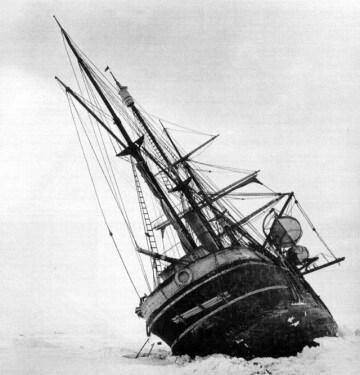 Endurance e Aurora: le foto di 100 anni fa ritrovate al Polo Sud