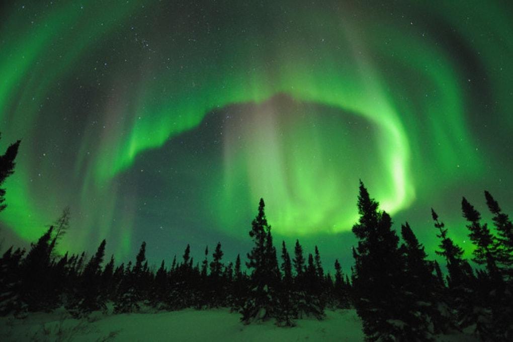 L'aurora boreale ha un suono?