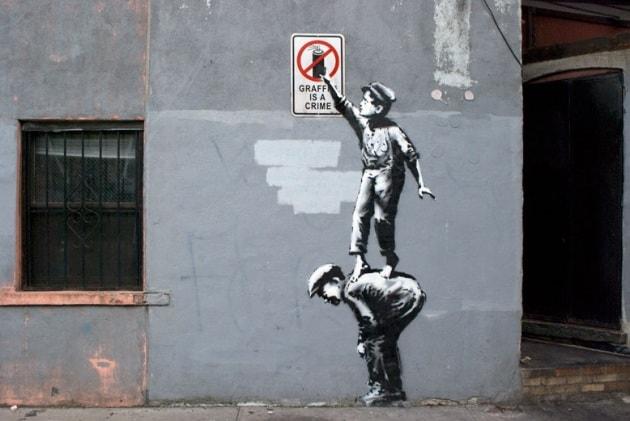 Banksy, la caccia infinita