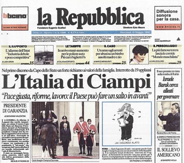 I Presidenti della Repubblica Italiana dal 1946 ad oggi