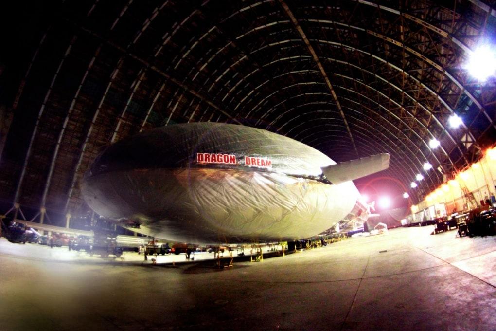 Aeroscrcaft: il dirigibile extralusso del futuro