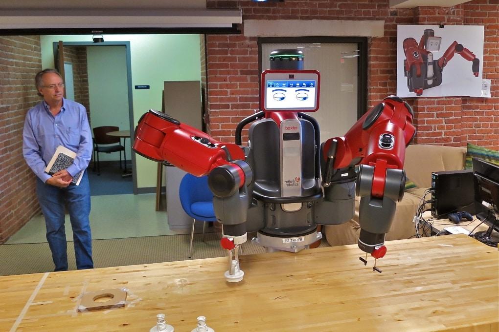 Un robot per capo? Ecco perché potrebbe essere una buona idea