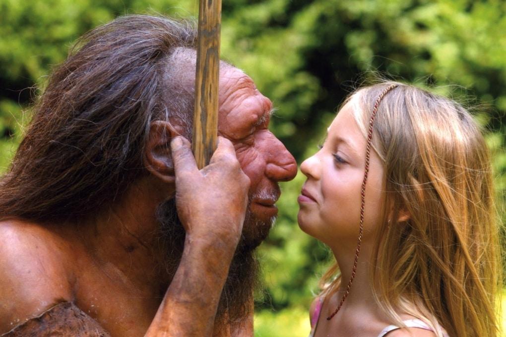 Uomo di Neanderthal riabilitato: era intelligente